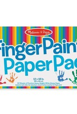 Melissa & Doug MD Paper Pad Finger Paint