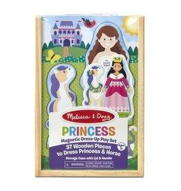 Melissa & Doug MD Magnetic Dress Up Princess