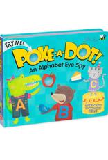 Melissa & Doug MD Poke a Dot Book Alphabet Eye Spy