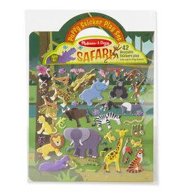 Melissa & Doug MD Puffy Stickers Safari