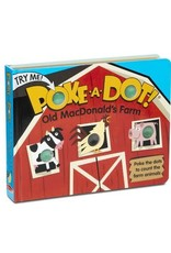 Melissa & Doug MD Poke a Dot Book Old Macdonald