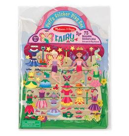 Melissa & Doug MD Puffy Stickers Fairy