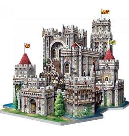 Wrebbit 3D King Arthur's Castle puzzle