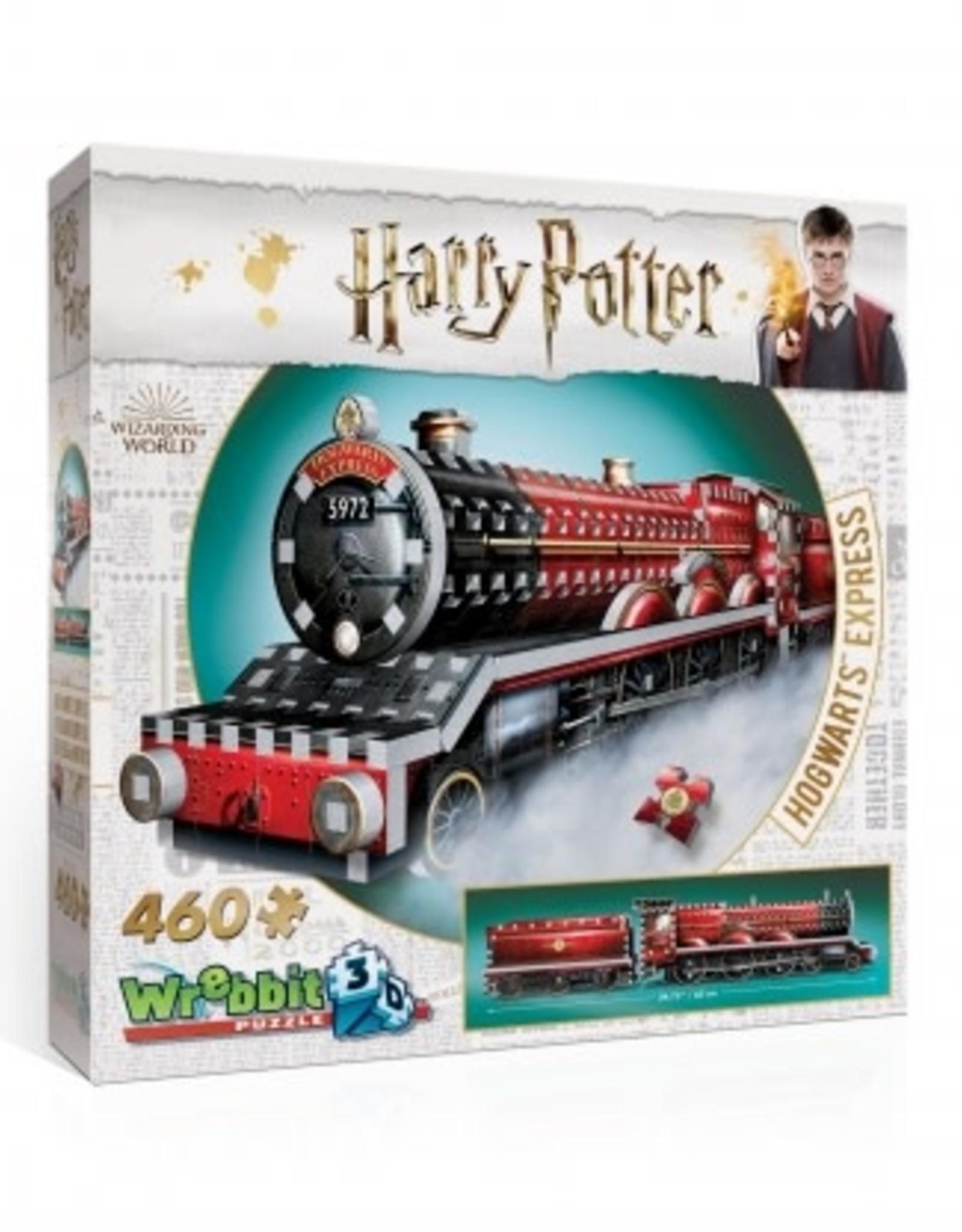 Wrebbit 3D Harry Potter Hogwart's Express Puzzle