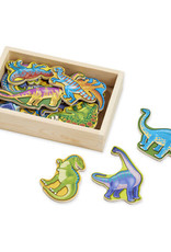 Melissa & Doug MD Wooden Magnets Dinosaur