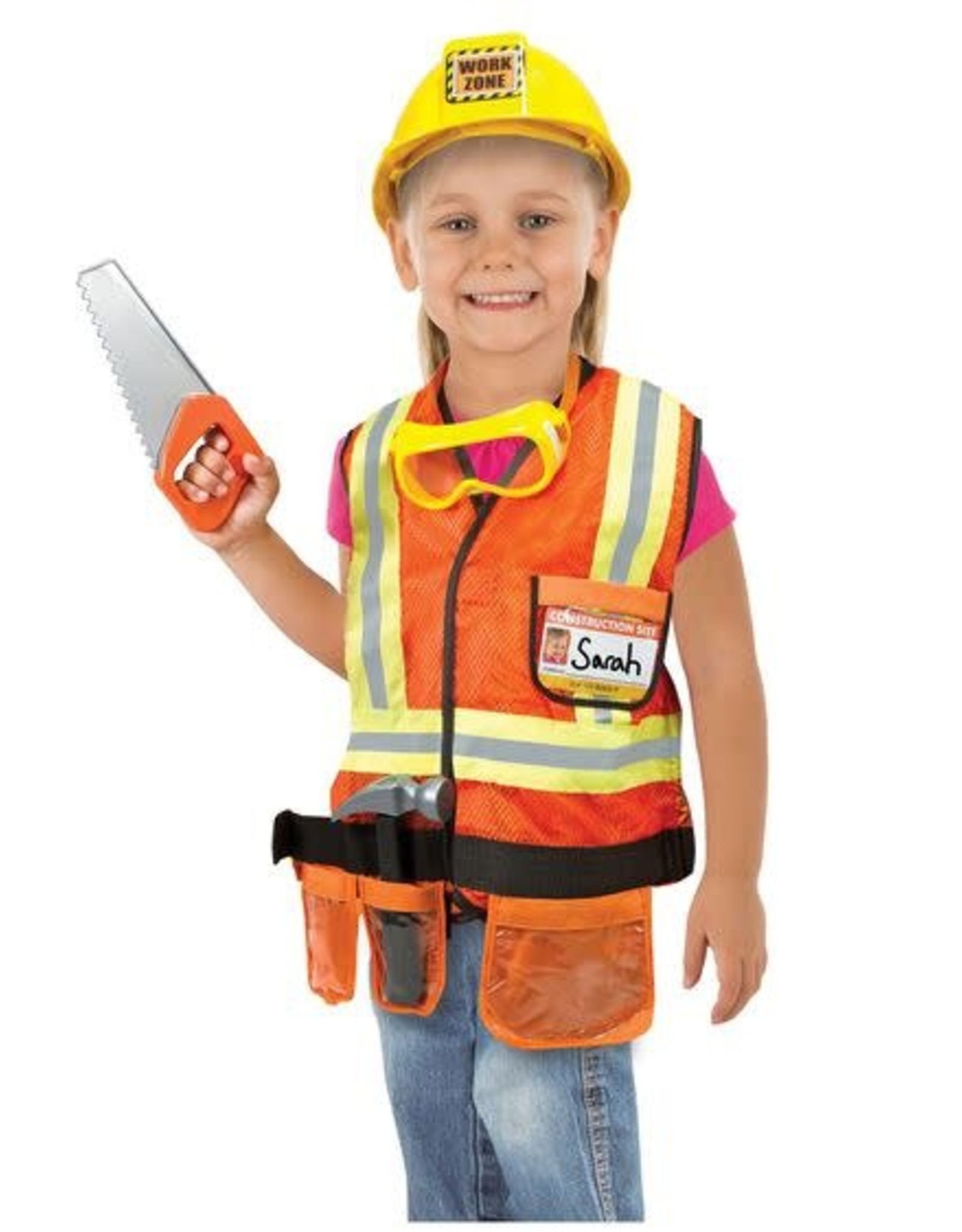 Melissa & Doug MD Construction Costume