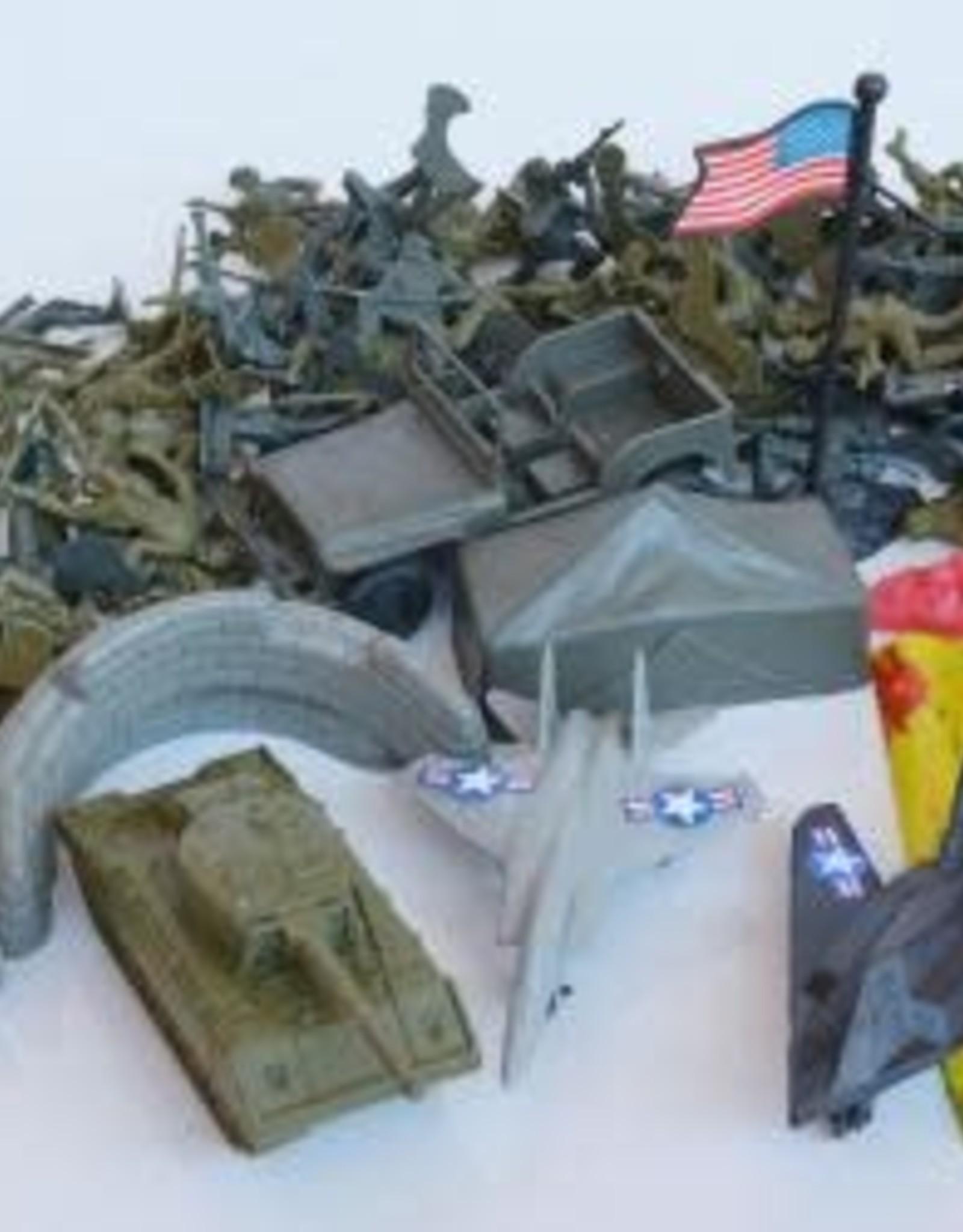 Military Backpack set