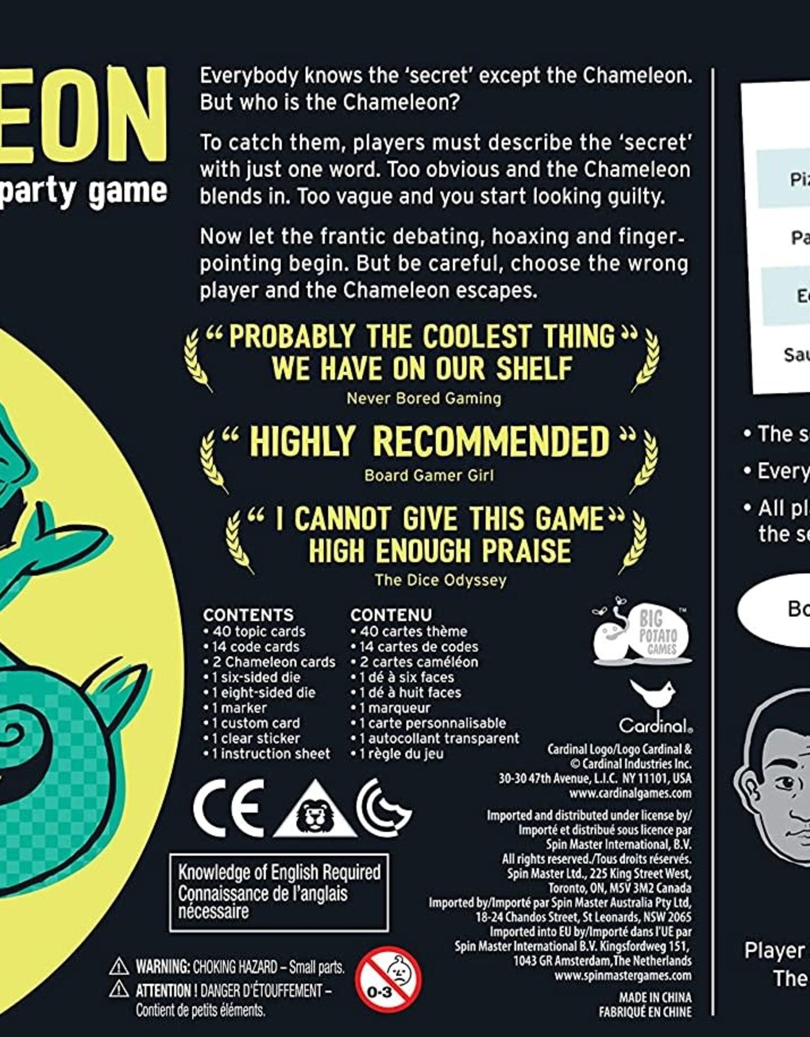 Spin Master Chameleon Game