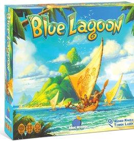 Blue Orange Blue Lagoon