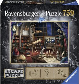 Ravensburger Space Observatory Escape Room