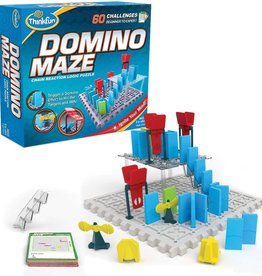 ThinkFun Domino Maze Game