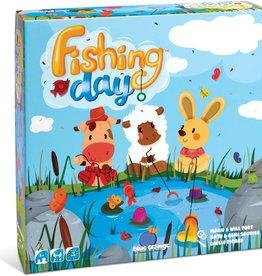 Blue Orange Fishing Day Game
