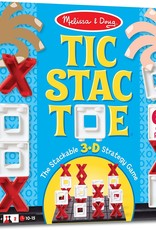 Melissa & Doug MD Tic Stac Toe Game