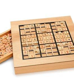WE Games Wooden Sudoku