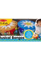 Melissa & Doug MD Baby Musical Bongos