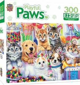 Master Pieces Playful Paws Sweet Things 300p