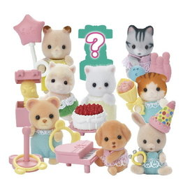 Calico Critters CC Baby Party Series Blind Bag