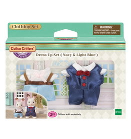 Calico Critters CC Dress Up Boy Set