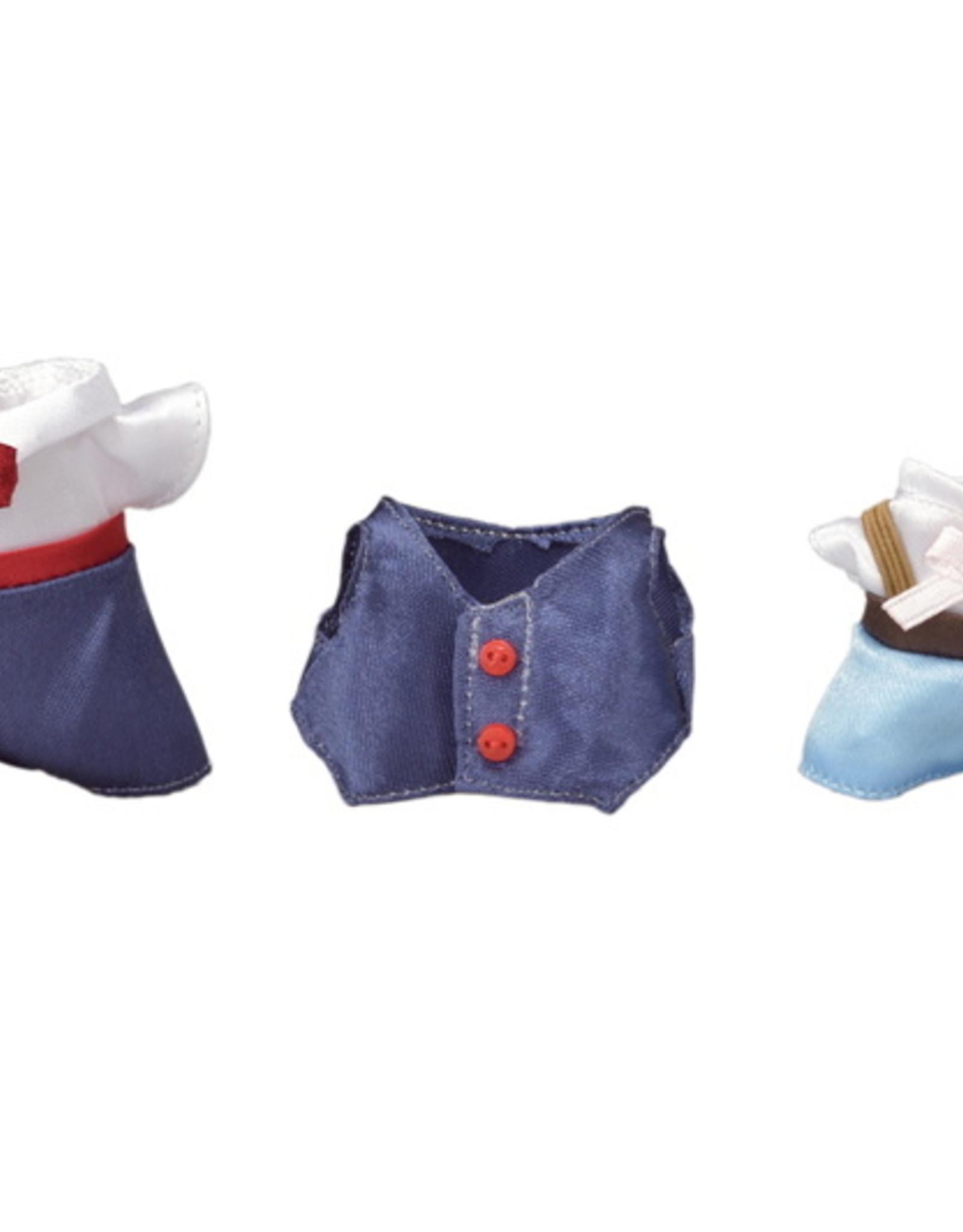 Calico Critters CC Dress Up Boy Set