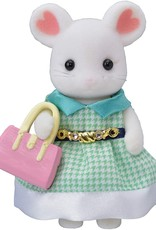 Calico Critters CC Stephanie Mouse Town Series