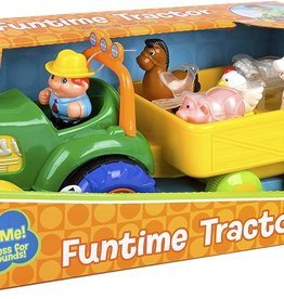 Kidoozie Tractor Funtime Kidoozie