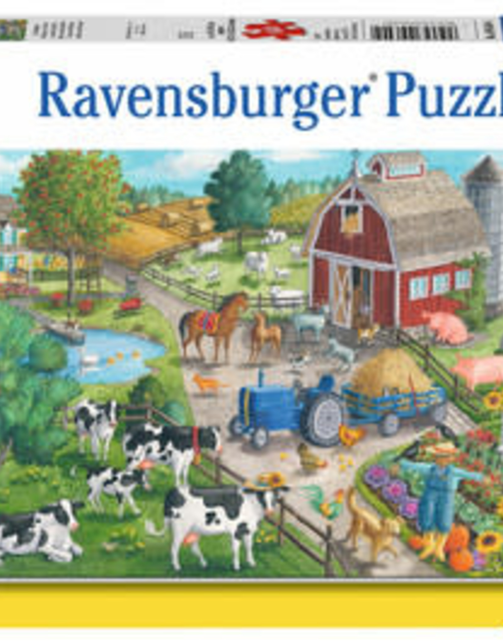 Ravensburger 60pc Home on the Range