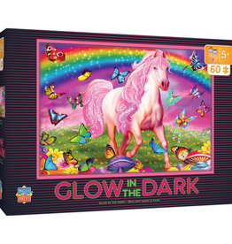 Master Pieces Rainbow World Glow in Dark 60p