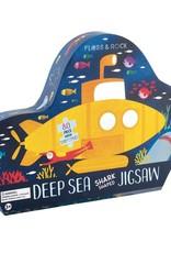 80pc Shaped Deep Sea
