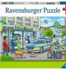Ravensburger 2x24 Police at Work