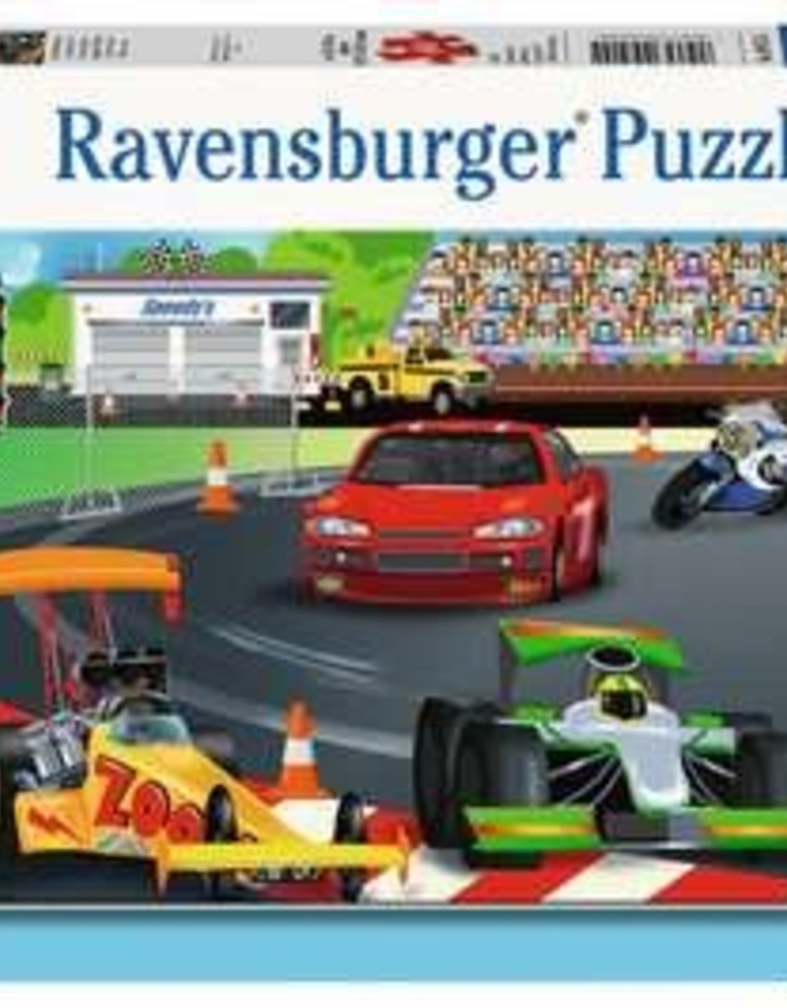 Ravensburger 60pc Day at the Races