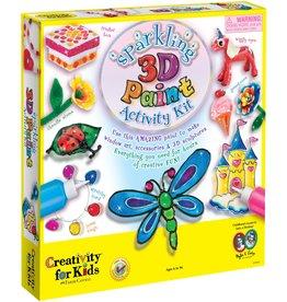 Faber-Castell 3D Paint Activity Kit