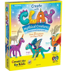 Faber-Castell Clay Mythical Creatures