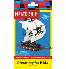 Faber-Castell Craft Kit Mini- Pirate Ships