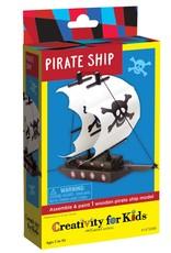 Faber-Castell Craft Kit Mini- Pirate Ships