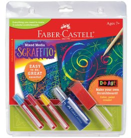 Faber-Castell Do Art Sgraffito