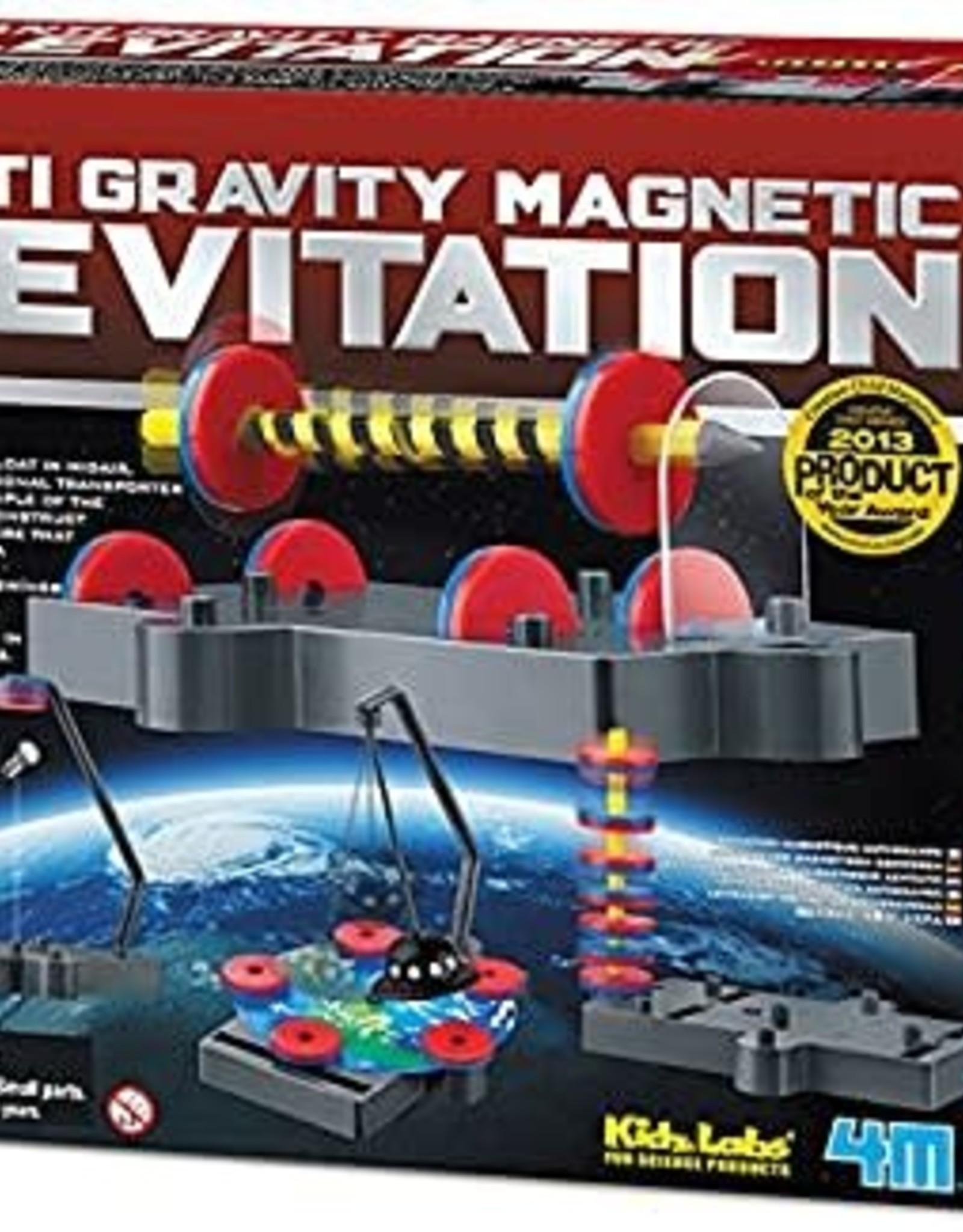 Anti Gravity Maglev