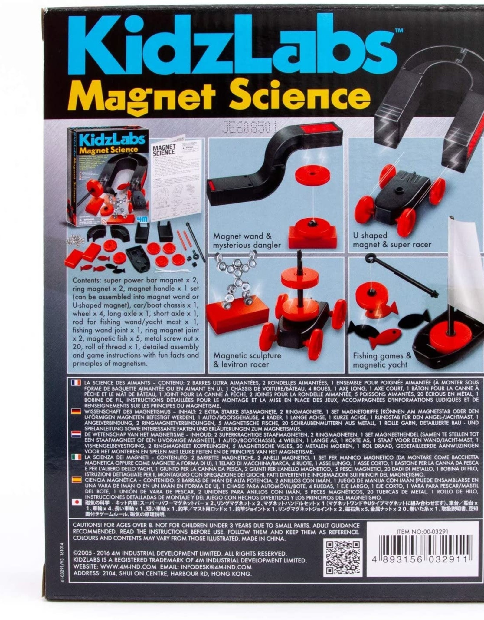 KidzLabs Magnetic Science