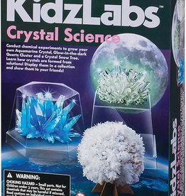 KidzLabs KidzLabs Crystal Science