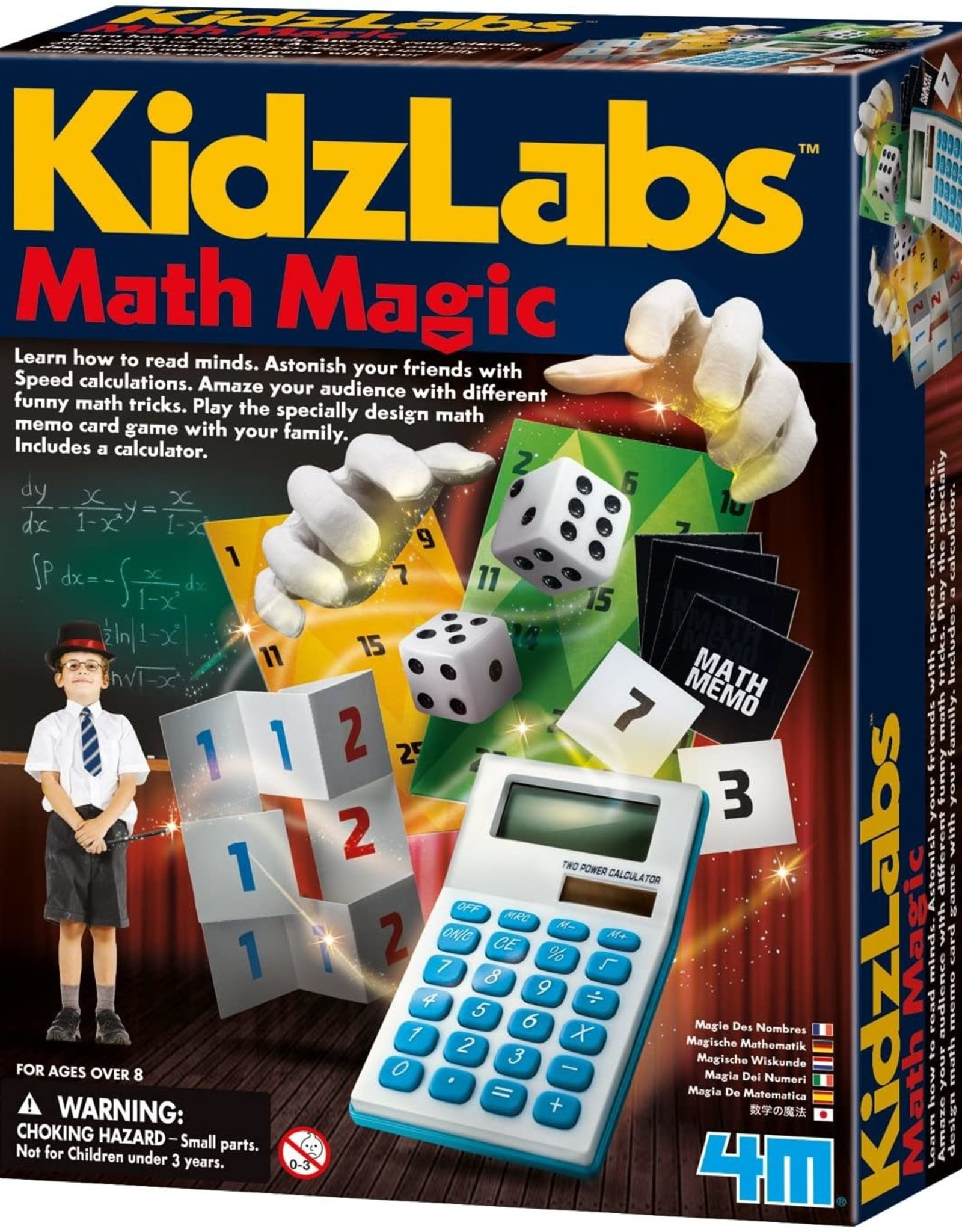 KidzLabs Math Magic