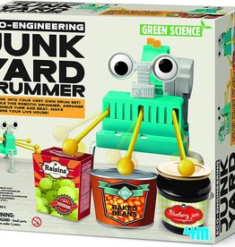 Green Science Junk Yard Drummer