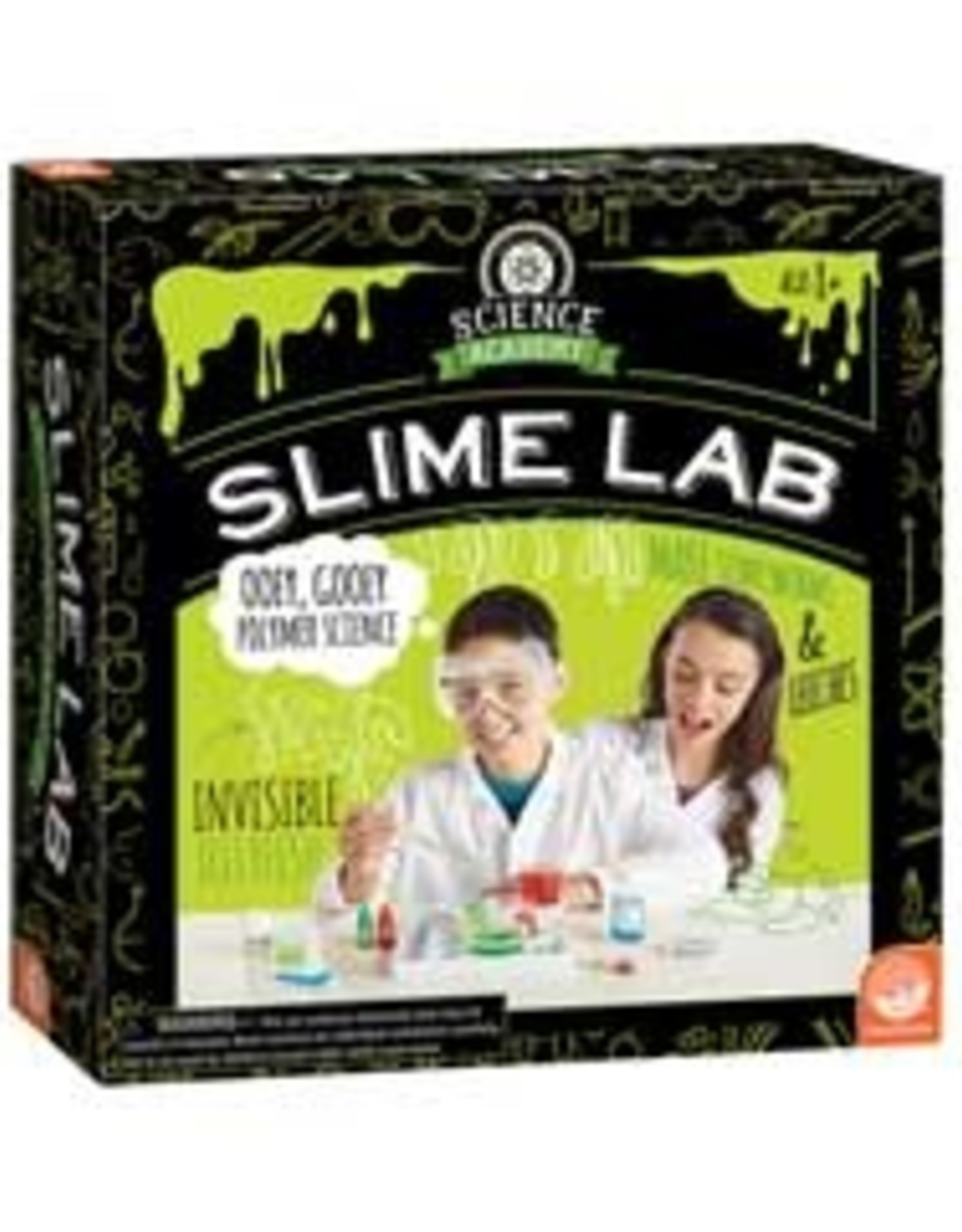 Science Academy Slime Lab Science