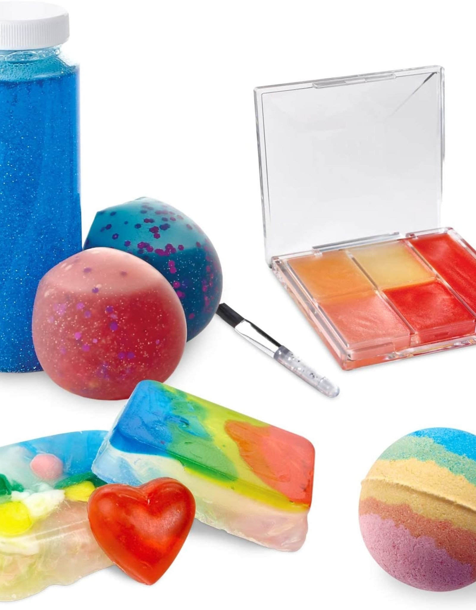 Science Academy Deluxe Bath Bomb Lab