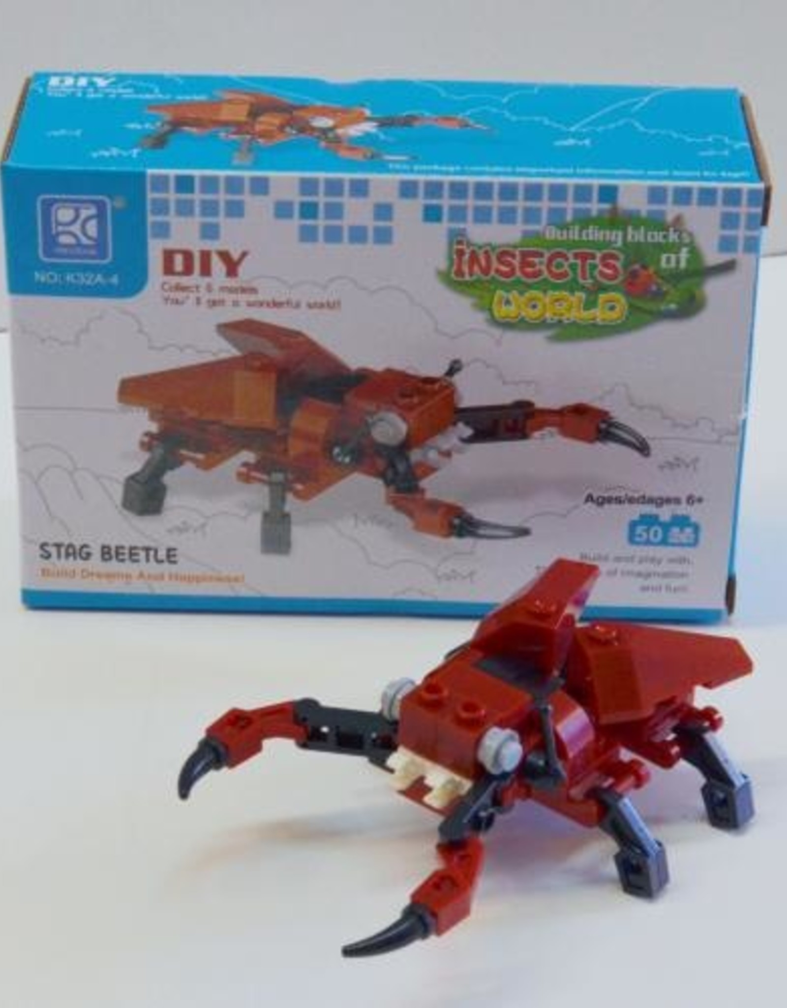 Construct an Insect