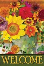 Carson C Autumn Flower Bucket GF