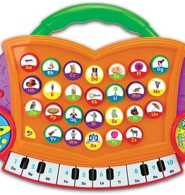 The Learning Journey ABC Melody Maker (PRIMARY COLOR DESIGN)