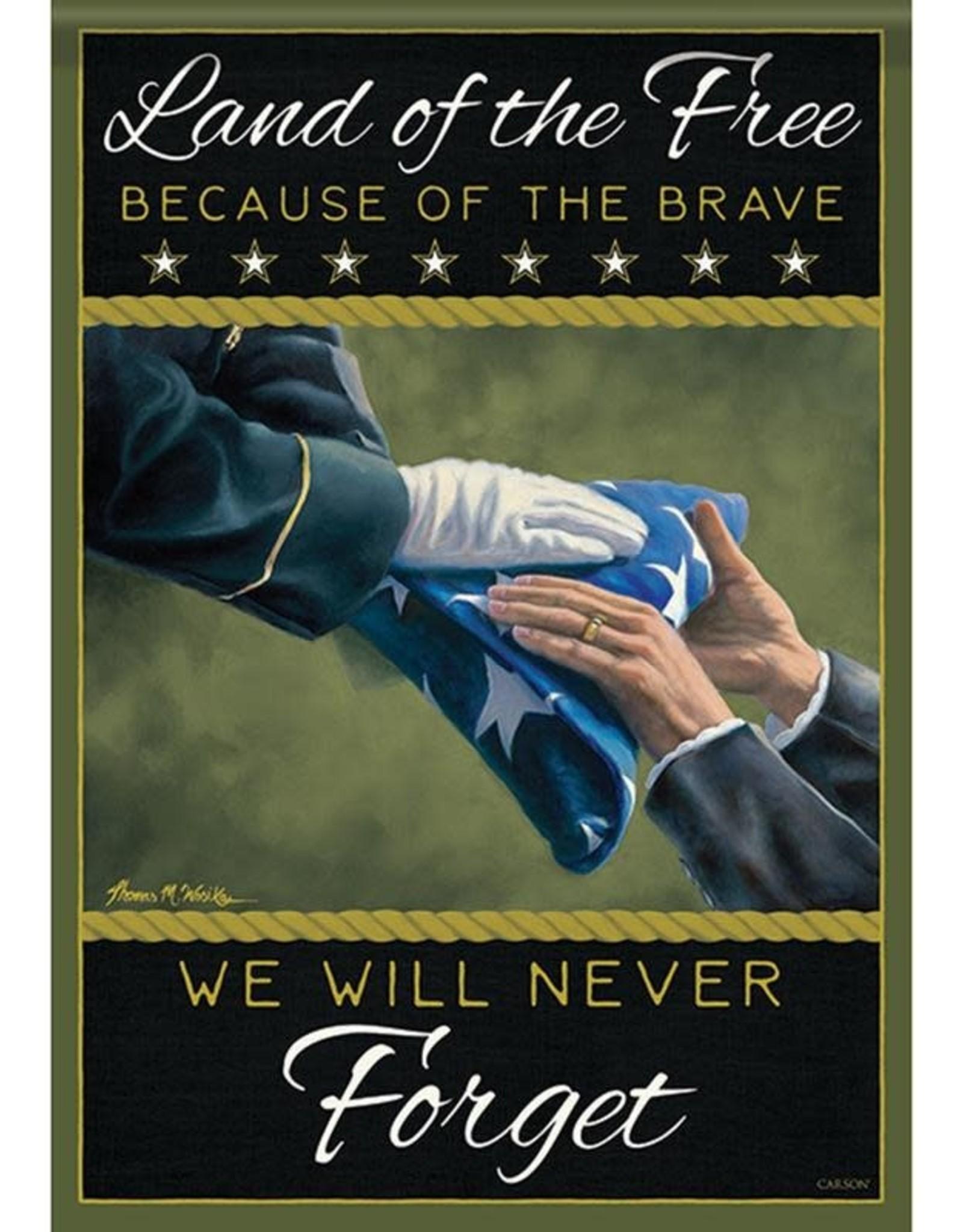 Carson C Army Memorial GF