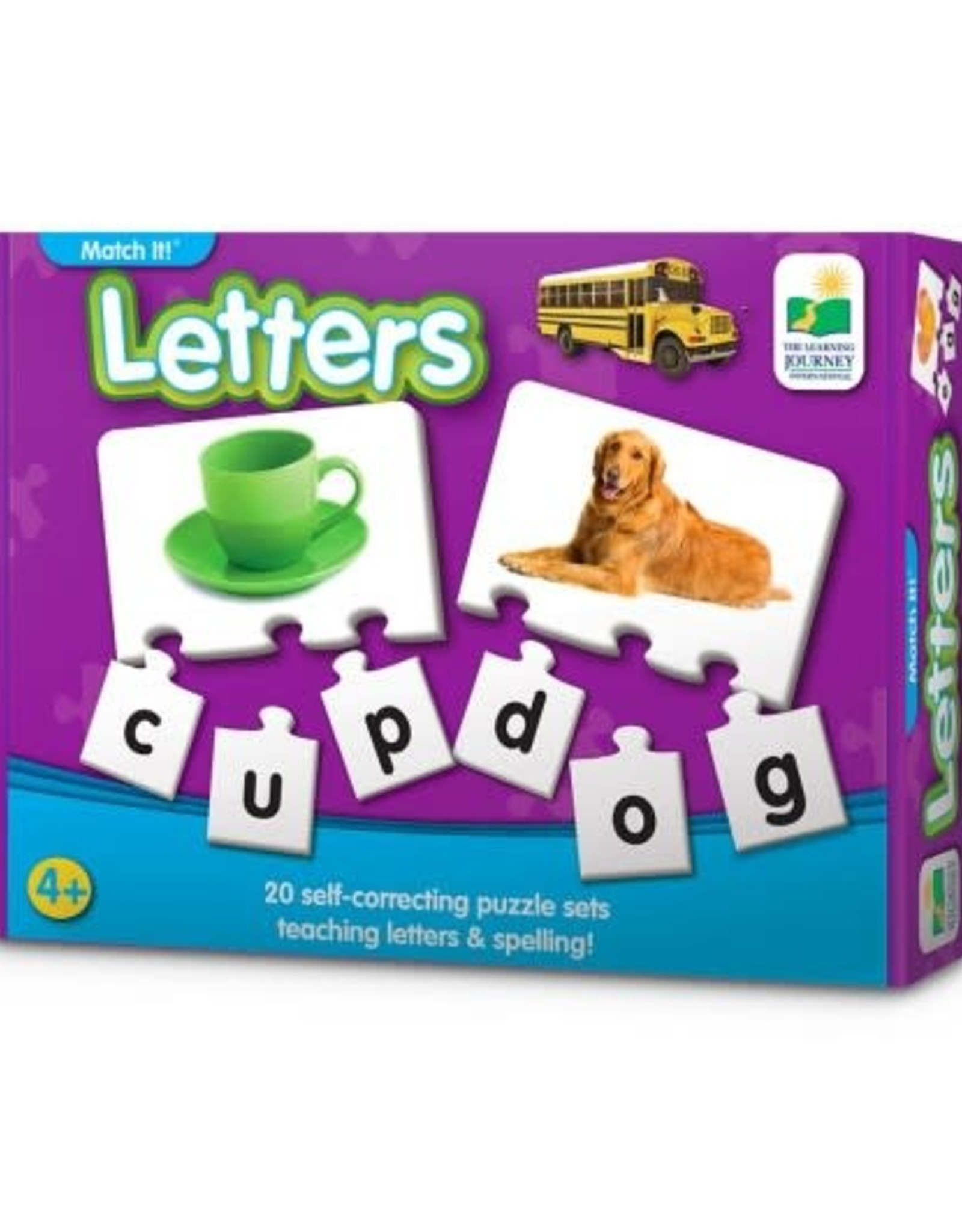Match It! - Letters