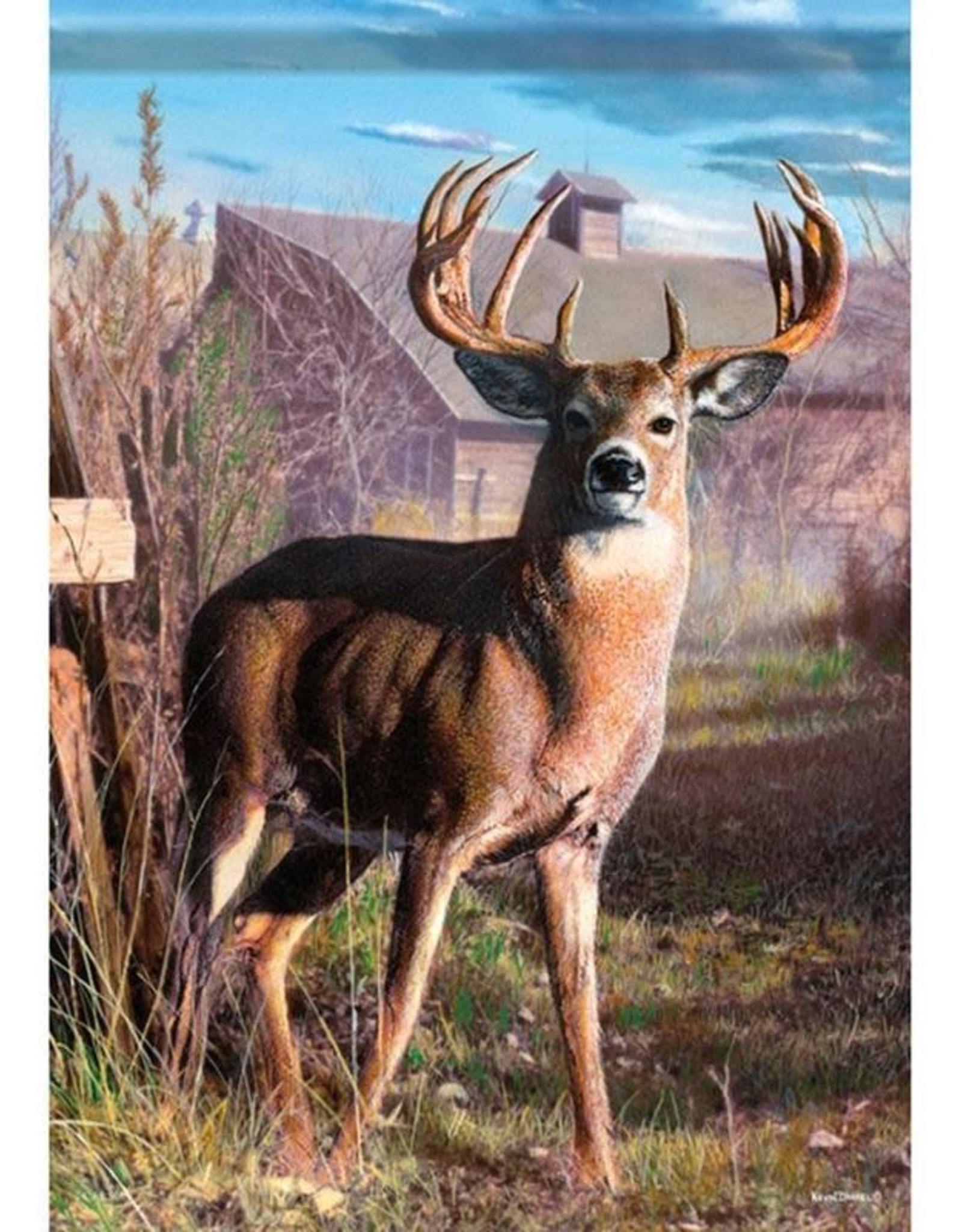 Carson C Back Forty Buck GF
