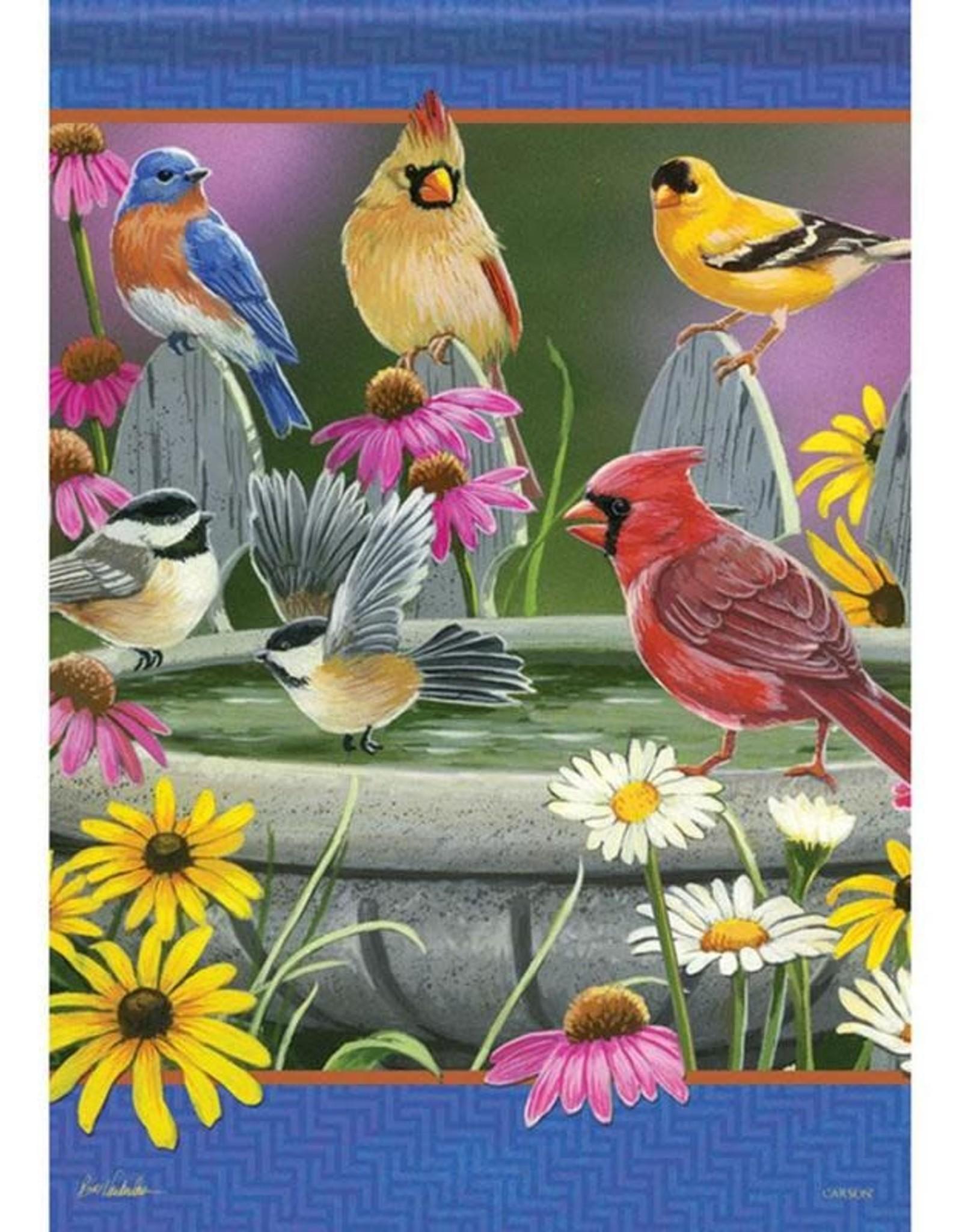 Carson C Birdbath Meeting