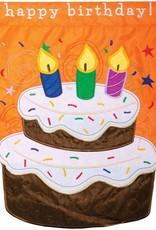 Carson C Birthday Cake GF